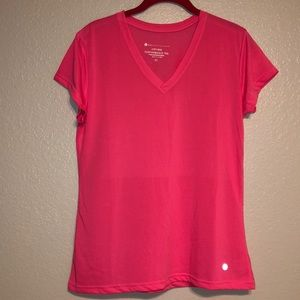 Bally Hot Pink Dri-Fit shirt XL